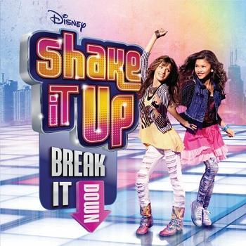原聲帶-Shake It Up: Break It Down /舞動青春 (CD+DVD 影音版)