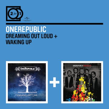 共和世代-2 for 1: Dreaming Out Loud + Waking Up / 勇敢夢 + 甦醒 (2CD / 2 合 1 雙碟)