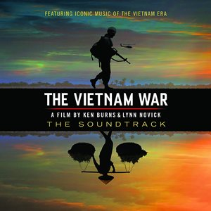 原聲帶-The Vietnam War - A Film By Ken Burns ; Lynn Novick - The Soundtrack 2CD / 肯巴恩斯的越南戰爭2CD