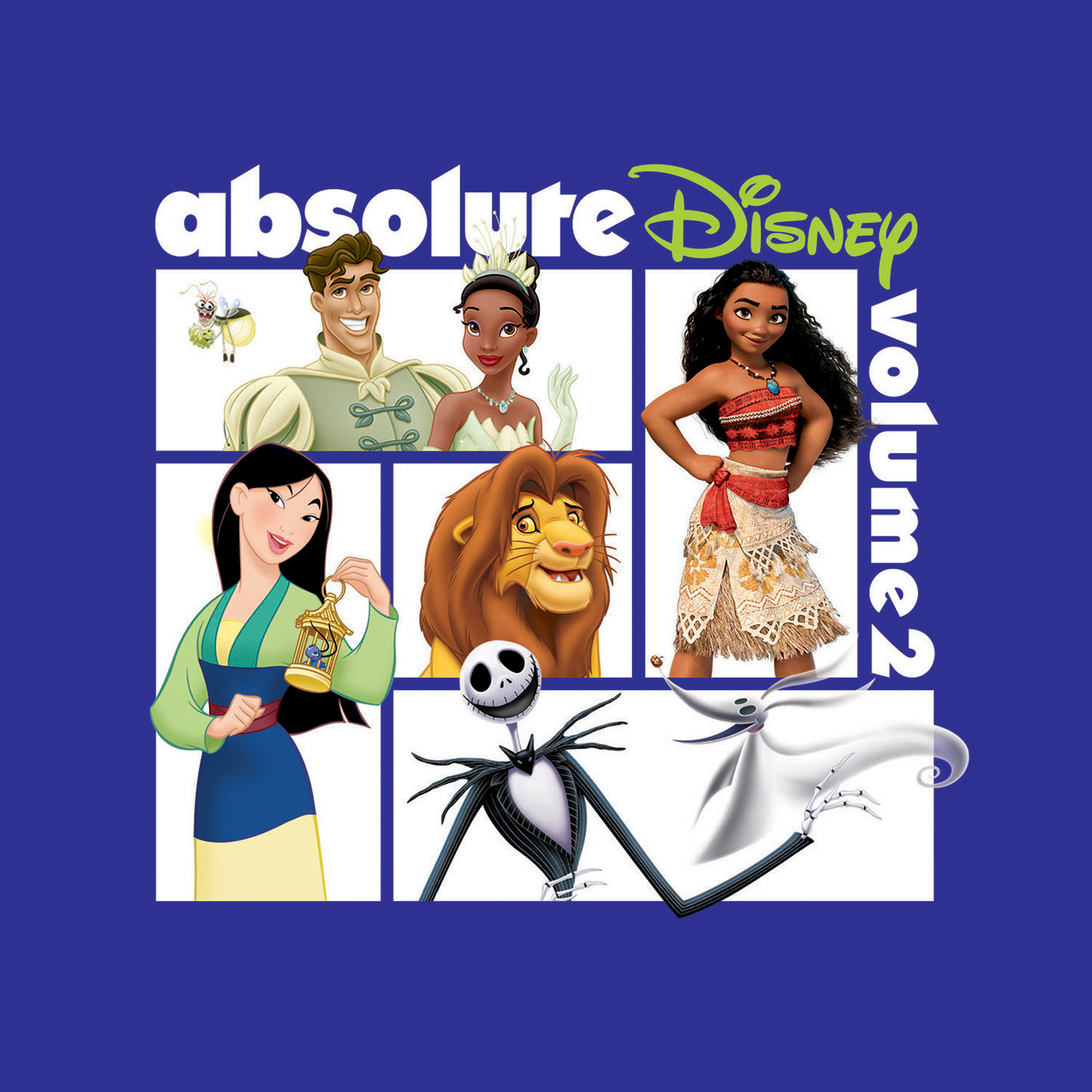 合輯-絕對迪士尼VOL.2 / ABSOLUTE DISNEY: VOLUME 2