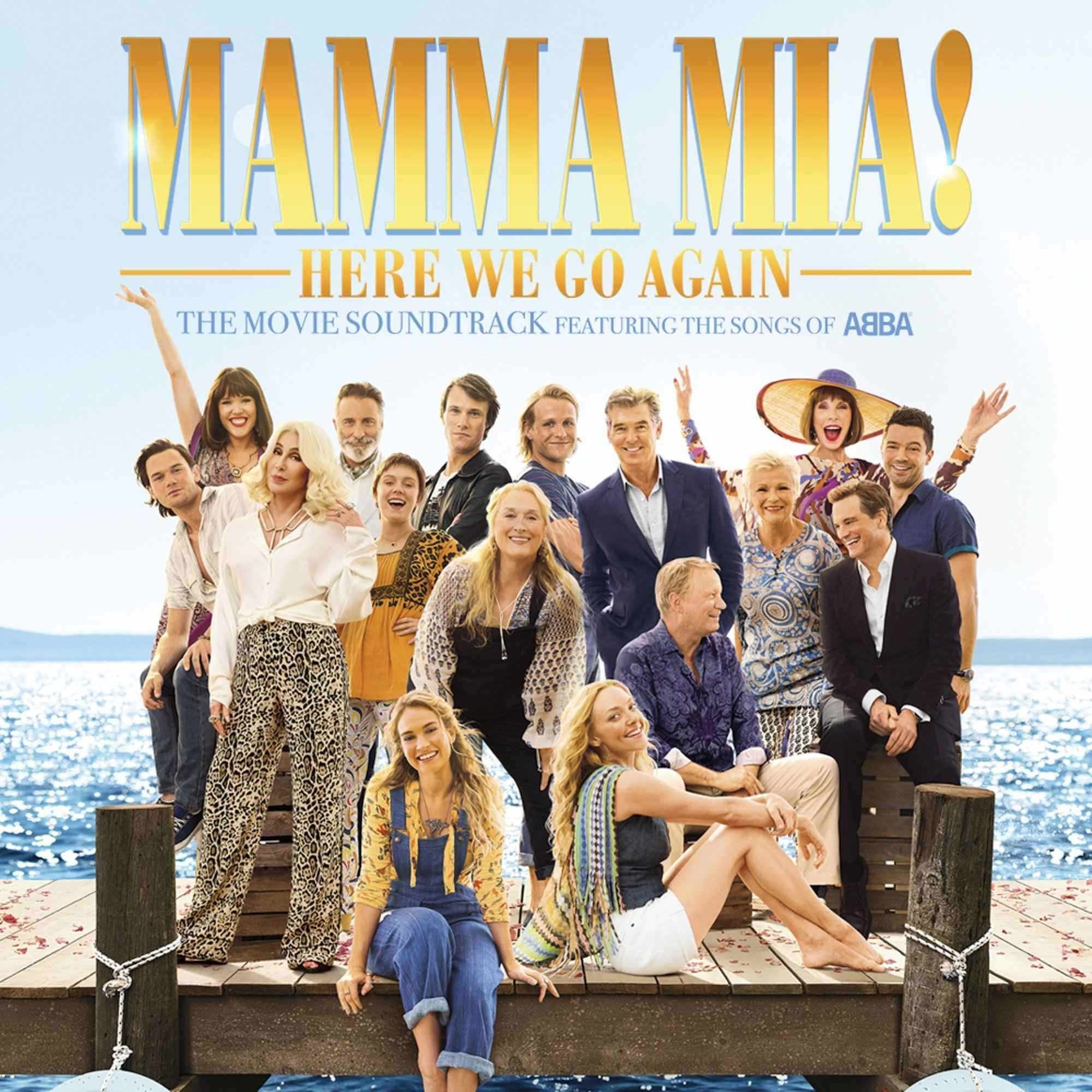 媽媽咪呀!回來了 / Mamma Mia! Here We Go Again