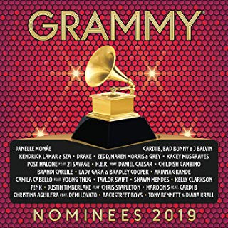 合輯(Various Artists)-2019葛萊美的喝采/ 2019 GRAMMY NOMINEES