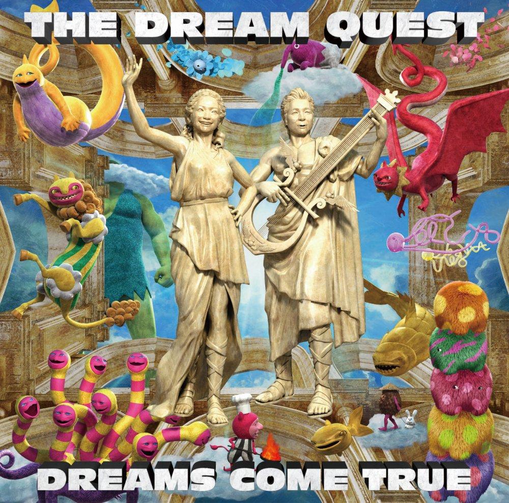 美夢成真(DREAMS COME TRUE)-尋夢/THE DREAM QUEST