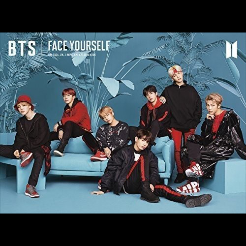 FACE YOURSELF  (CD+PHOTOBOOK豪華盤)