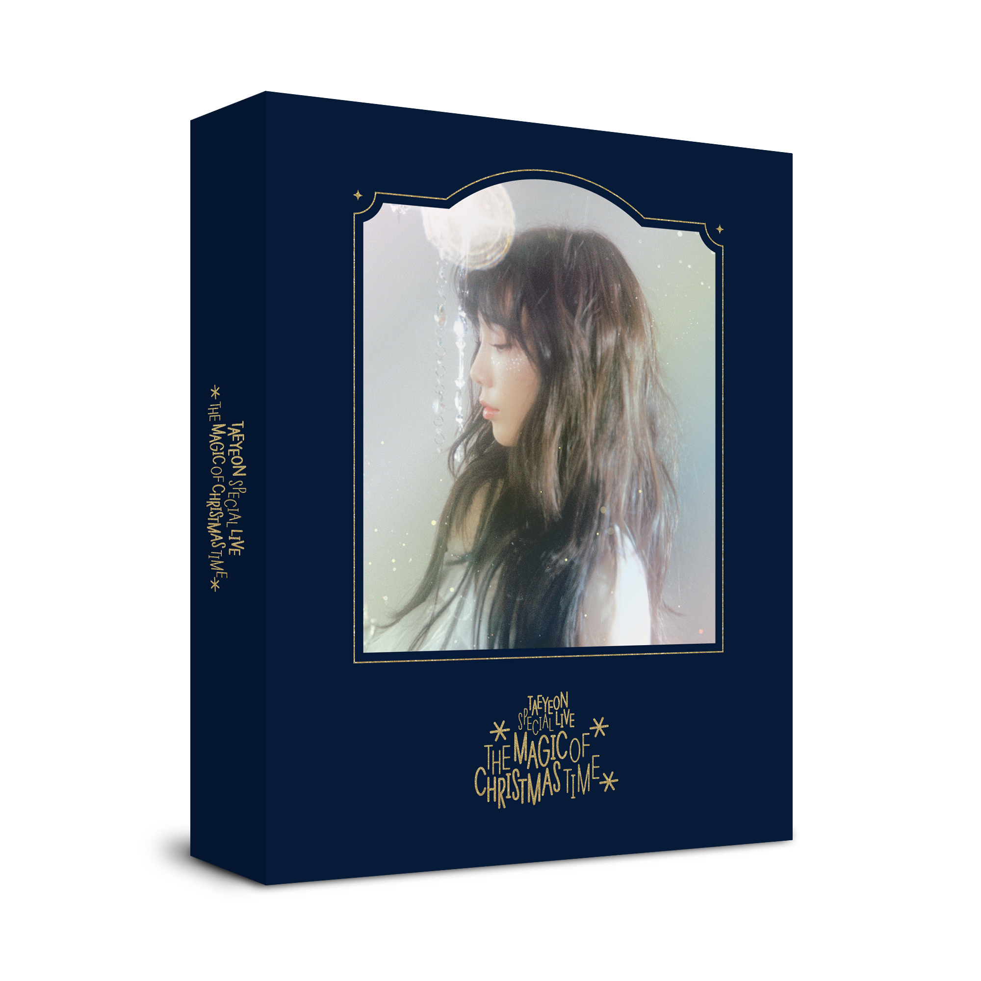 太妍-TAEYEON SPECIAL LIVE [THE MAGIC OF CHRISTMAS TIME] 豪華盤2DVD